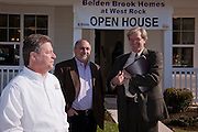 The Open House for The Michael's Organizations newest community development: the Belden Brook Homes at West Rock, in New Haven. CT.