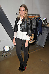 ALICE DAWSON at a party to launch pop-up store Oxygen Boutique, 33 Duke of York Square, London SW3 on 8th February 2011.