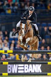 Devos Pieter, BEL, Apart<br /> Stuttgart - German Masters 2019<br /> © Hippo Foto - Stefan Lafrentz<br /> 17/11/2019