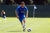Connor Jennings. Stockport County 0-2 Fleetwood Town. Pre-Season Friendly. 15.8.20