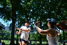 Outdoor Sports in New York City