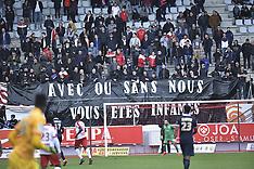 Nancy vs Reims - 31 March 2018