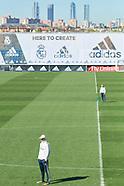 031519 Real Madrid training Session