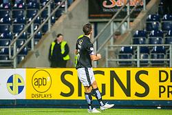 Falkirk's Will Vaulks cele scoring their second goal. Falkirk 4 v 1 Fraserburgh, Scottish Cup third round, played 28/11/2015 at The Falkirk Stadium.