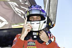 March 16, 2018 - Sebring, USA - 51 SPIRIT OF RACE (USA) FERRARI 488 GT3 FERRARI GTD DANIEL SERRA (BRA) POLE SITTER GTD (Credit Image: © Panoramic via ZUMA Press)