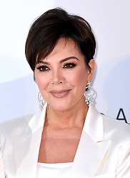 Kris Jenner attending the 26th amfAR Gala held at Hotel du Cap-Eden-Roc during the 72nd Cannes Film Festival. Picture credit should read: Doug Peters/EMPICS