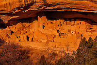 Cliff Palace, Mesa Verde National Park, Colorado USA