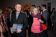 DAVID JENKINS; ROSIE BOYCOTT, Can we Still Be Friends- by Alexandra Shulman.- Book launch. Sotheby's. London. 28 March 2012.
