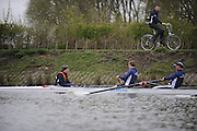 Caversham, GREAT BRITAIN, Adaptive Rowing Media Day.02.04.2008  [Mandatory Credit, Peter Spurrier / Intersport-images Rowing course: GB Rowing Training Complex, Redgrave Pinsent Lake, Caversham, Reading