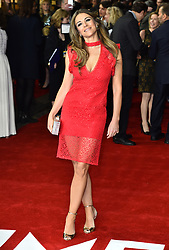 Elizabeth Hurley attending The Time of Their Lives World Premiere, held at the Curzon Mayfair cinema, London. <br /><br />Picture date: Wednesday March 8, 2017. Photo credit should read: Matt Crossick/ EMPICS Entertainment.