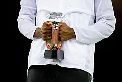 August 30, 2018 - Zurich, SWITZERLAND - 180830 The Diamond League Champions trophy after the Weltklasse ZŸrich on August 30, 2018 in Zurich..Photo: Vegard Wivestad GrÂ¿tt / BILDBYRN / kod VG / 170212 (Credit Image: © Vegard Wivestad Gr¯Tt/Bildbyran via ZUMA Press)