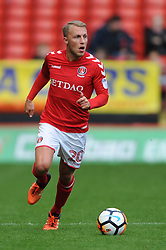 Charlton Athletic's Chris Solly