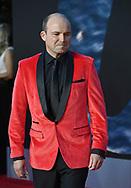 Tuesday 28 September 2021<br />Bond: No Time To Die - world film. premiere <br />The Royal Albert Hall.<br />Rory Kinnear
