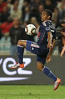 FOOTBALL - FRIENDLY GAME 2010 - TUNISIA v FRANCE - 30/05/2010 - PHOTO ERIC BRETAGNON / DPPI - FLORENT MALOUDA (FRA)