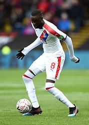 Crystal Palace's Cheikhou Kouyate