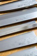 Knives by Yoshikazu Ikeda Forged Knife Master Craftsman, Sakai, Osaka Prefecture, Japan