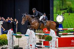 Van Der Vleuten Eric, NED, Djoost Again<br /> JIM Maastricht 2019<br /> Van Mossel Prix<br /> © Dirk Caremans<br />  09/11/2019