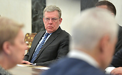 April 29, 2019 - Moscow, Russia - April 29, 2019. - Russia, Moscow. - Chairman of Russia's Audit Chamber Aleksey Kudrin attends a meeting of President Vladimir Putin with members of the government at the Kremlin. (Credit Image: © Russian Look via ZUMA Wire)