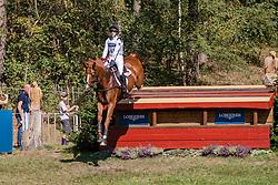 Auffarth Sandra, GER, Viamant Du Matz<br /> European Championship Eventing<br /> Luhmuhlen 2019<br /> © Hippo Foto - Dirk Caremans