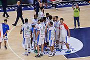 DESCRIZIONE : Beko Legabasket Serie A 2015- 2016 Dinamo Banco di Sardegna Sassari - Enel Brindisi<br /> GIOCATORE : Dinamo Banco di Sardegna Sassari Team<br /> CATEGORIA : Before Pregame Fair Play<br /> SQUADRA : Dinamo Banco di Sardegna Sassari<br /> EVENTO : Beko Legabasket Serie A 2015-2016<br /> GARA : Dinamo Banco di Sardegna Sassari - Enel Brindisi<br /> DATA : 18/10/2015<br /> SPORT : Pallacanestro <br /> AUTORE : Agenzia Ciamillo-Castoria/L.Canu