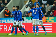 Newcastle United v Leicester City 010120