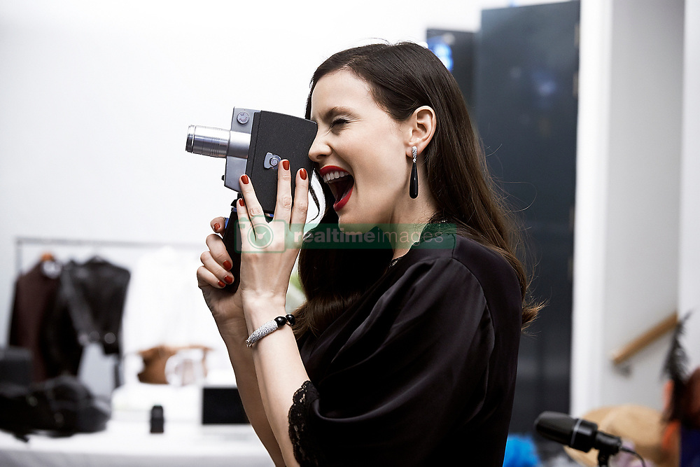"""Liv Tyler has stripped down to her bare essentials for a stunning new lingerie photoshoot. The 40-year-old actress and mother-of-three showed off her curves in a plethora of sexy under garments for underwear brand Triumph. Leftovers star Liv donned racy lace bras, stockings and form-fitting body suits that accentuated her incredible figure for the shoot, which was shot by famed fashion photographer Rankin. Liv took part in the shoot after the British brand announced her as the face (and body) of Triumph Essence's Autumn/ Winter 2017 campaign, which celebrates """"female sensuality and body confidence"""" Speaking at the launch in Shanghai, China, Liv said: """"I am so honoured to be working with Triumph, a brand I have known and admired for so many years. It has such history! The Triumph Essence collection is really special and has both a playful, feminine and chic style, which I love. I can't wait to see it launch later this year."""". 07 Nov 2017 Pictured: Liv Tyler in a sexy new photoshoot for lingerie brand Triumph after being announced as the face of the Autumn/ Winter 2017 Triumph Essence line. BEHIND THE SCENES. Photo credit: Triumph Essence/ MEGA TheMegaAgency.com +1 888 505 6342"""
