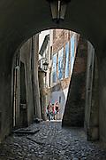 Ulica ku Farze. Lublin, stare miasto