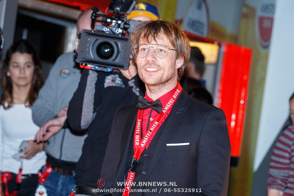 NLD/Den Haag/20180118 - Inloop Vrienden van Amstel live 2018, Giel Beelen