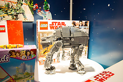 Dream Toys 2017 <br /> Top Christmas toys for 2017 are announced at Dream Toys<br /><br />8 November 2017.<br /><br />Please byline: Vantagenews.com<br /><br />UK clients should be aware children's faces may need pixelating.