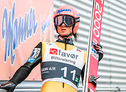 18.03.2017, Vikersundbakken, Vikersund, NOR, FIS Weltcup Ski Sprung, Raw Air, Vikersund, Team Skifliegen, im Bild Manuel Fettner (AUT) // Manuel Fettner of Austria // during the Team Event of the 4th Stage of the Raw Air Series of FIS Ski Jumping World Cup at the Vikersundbakken in Vikersund, Norway on 2017/03/18. EXPA Pictures © 2017, PhotoCredit: EXPA/ Tadeusz Mieczynski
