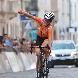 TRENTO (ITA): CYCLING: SEPTEMBER 11th: