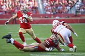 NFL-Arizona Cardinals at San Francisco 49ers-Nov 17, 2019