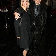 NLD/Utrecht/20060319 - Gala van het Nederlandse lied 2006, John Ewbank en partner Vivian Reys