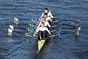 Crew: 3   Trentham Boat Club   STK-PARRISH   4x- Band 1<br /> <br /> Head of the Trent 2018<br /> Division 3<br /> <br /> To purchase this photo, or to see pricing information for Prints and Downloads, click the blue 'Add to Cart' button at the top-right of the page.