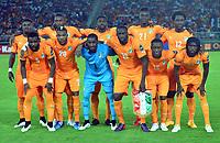 Fotball<br /> Afrika Cup / Afrikamesterskapet<br /> 08.02.2015<br /> Ghana v Elfenbenskysten<br /> Finale<br /> Foto: Panoramic/Digitalsport<br /> NORWAY ONLY<br /> <br /> Lagbilde Elfenbenskysten<br /> <br /> Ghana vs Ivory Coast - Final - CAF 2015