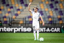 Tomi Horvat of NS Mura  during football match between NS Mura and Vitesse (NED) in 1st round of UEFA Europa Conference League 2021/22, on 16 of September, 2021 in Ljudski Vrt, Maribor, Slovenia. Photo by Blaž Weindorfer / Sportida