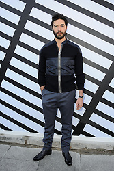 Tahar Rahim arriving at the Vuitton show as a part of Paris Fashion Week Ready to Wear Spring/Summer 2017 on Octobre 05, 2016 in Paris, France. Photo by Alban Wyters/ABACAPRESS.COM