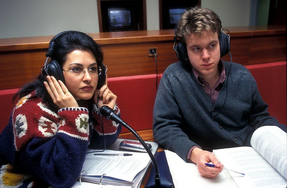 University of westminster, Language students,