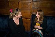 IMOGEN EDWARDS-JONES; EMILY OPPENHEIMER-TURNER, Book launch for Citizen by Charlie Brooks. Tramp. London. 1 April  2009