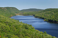 Lake of the Clouds Porcupine Mountains Wilderness State Park Michigan