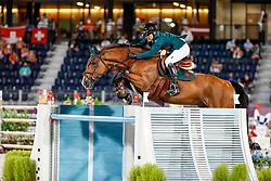Boukaa El Ghali, MAR, Ugolino Du Clos, 364<br /> Olympic Games Tokyo 2021<br /> © Hippo Foto - Stefan Lafrentz<br /> 06/08/2021