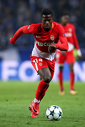 December 6, 2017 - Porto, Porto, Portugal - Keita Balde forward of AS Monaco FC in action during the UEFA Champions League Group G match between FC Porto and AS Monaco FC at Dragao Stadium on December 6, 2017 in Porto, Portugal. (Credit Image: © Dpi/NurPhoto via ZUMA Press)