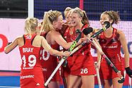 England Women v Korea Women 310718