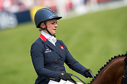 Gemma Tattersall (GBR) & Arctic Soul - CCI4* - Mitsubishi Motors Badminton Horse Trials 2016 - Badminton, Gloucestershire, United Kingdom - 06 May 2016