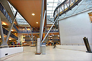 Nederland, Zutphen, 4-12-2014Het gemeentehuis van dit stadje aan de IJssel. het is een mix van oude gebouwen en nieuwbouw.FOTO: FLIP FRANSSEN/ HOLLANDSE HOOGTE