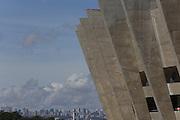 Belo Horizonte_MG, Brasil.<br /> <br /> Estadio Governador Magalhaes Pinto (Mineirao) na Pampulha, Minas Gerais. <br /> The Governador Magalhaes Pinto stadium (Mineirao) in Pampulha, Minas Gerais.<br /> <br /> Foto: RODRIGO LIMA / NITRO