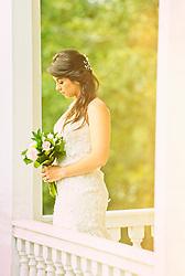 Amanda D'Aloisio Bridal Portrait