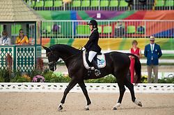 Van Looveren Eveline (BEL) - Exelent<br /> Ind. - Grade II - Dressage <br /> Rio 2016 Paralympic Games<br /> © Hippo Foto - Jon Stroud<br /> 15/09/16