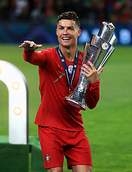 File photo dated 09-06-2019 of Portugal's Cristiano Ronaldo. Issue date: Tuesday June 1, 2021.