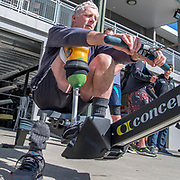 On Land at Adaptive Rowing Day 2017